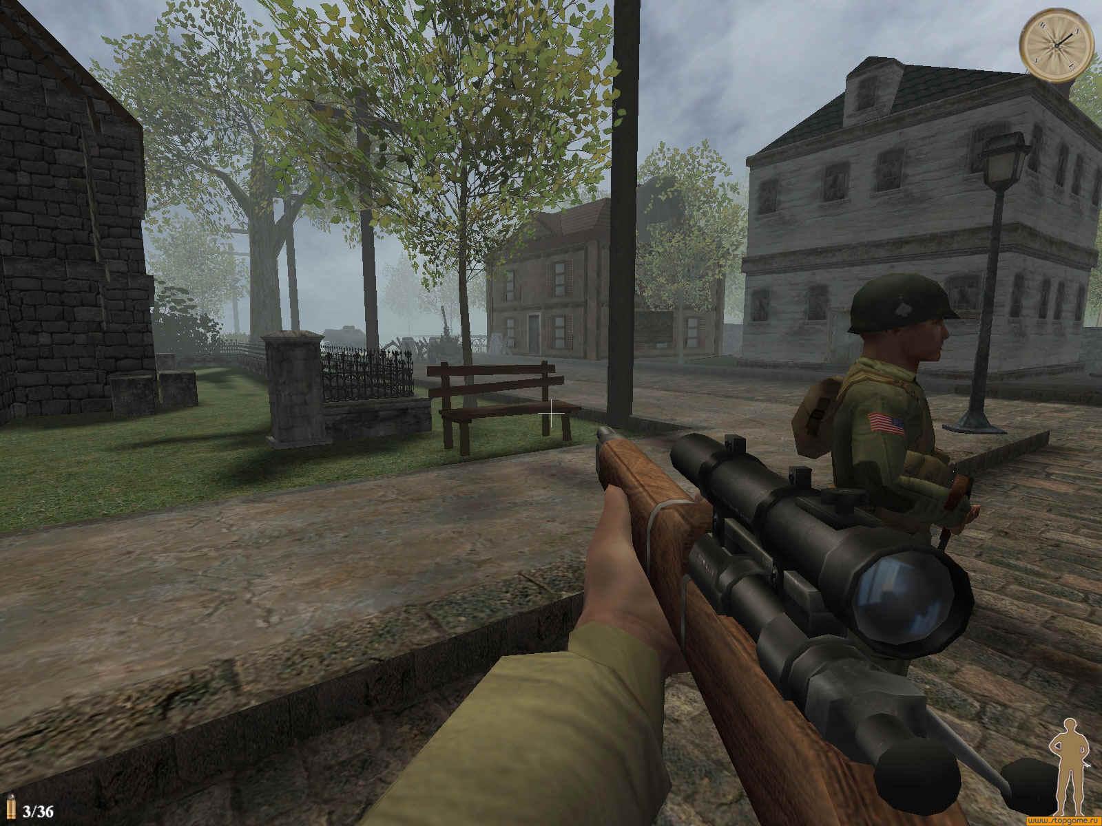 Войны world war ii sniper call to victory также есть
