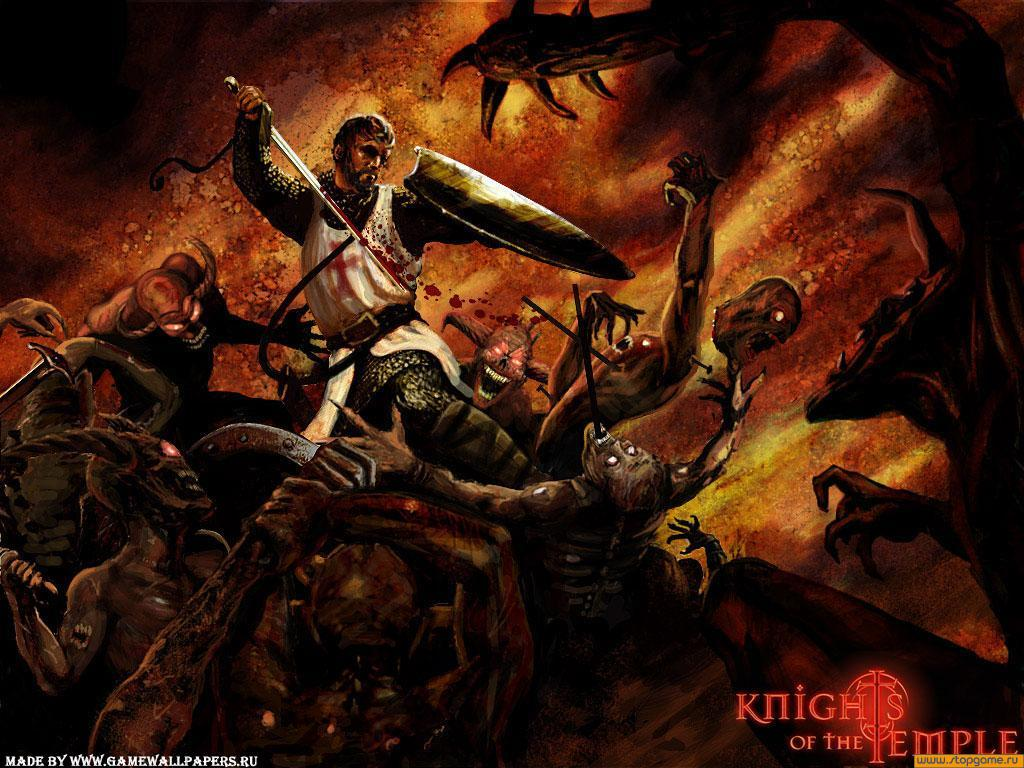 Knights of the Temple Infernal Crusade Free Download PC Game Full