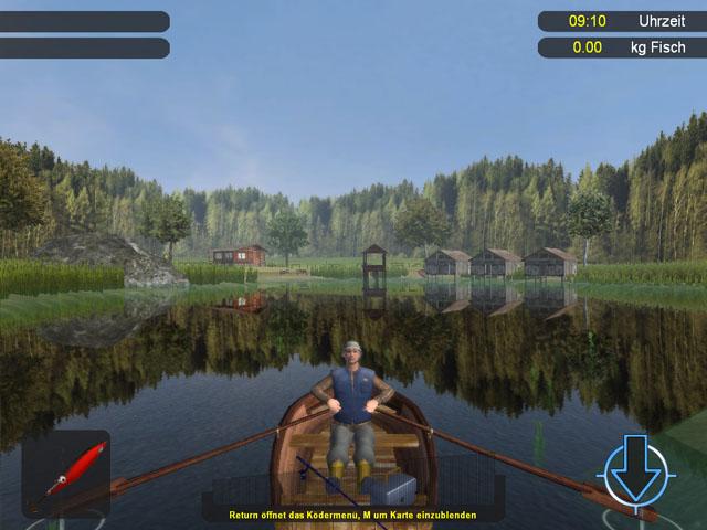 Рыбалка онлайн