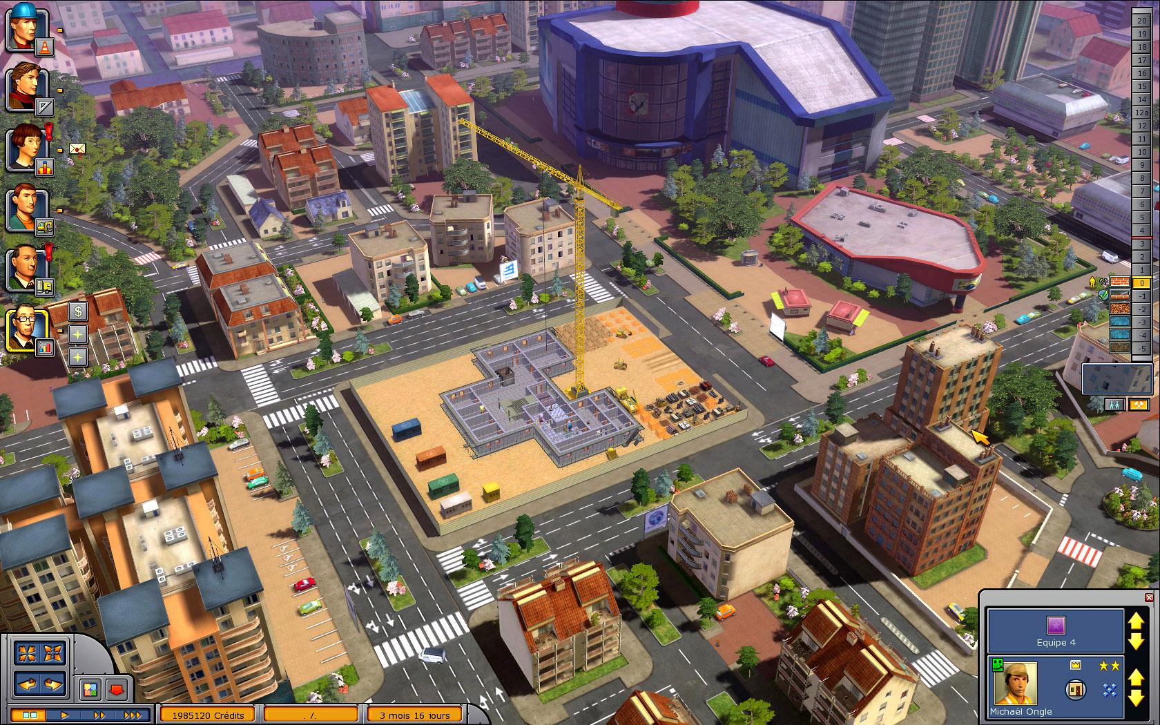 Игру Про Строительство Города