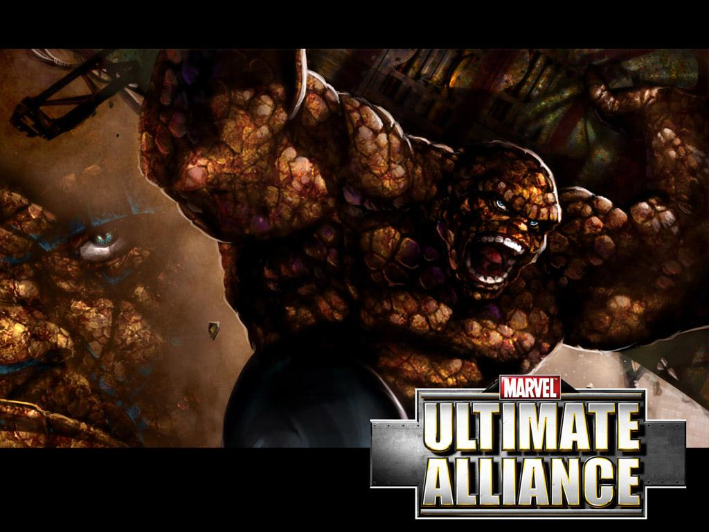 К игре marvel ultimate alliance также есть