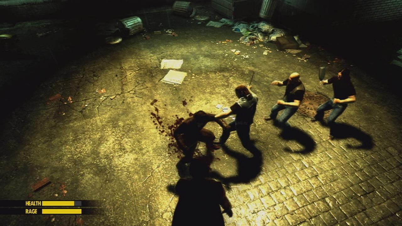 Скриншот #17 watchmen: the end is nigh part 2 скриншот #16 watchmen: the end is nigh part 2