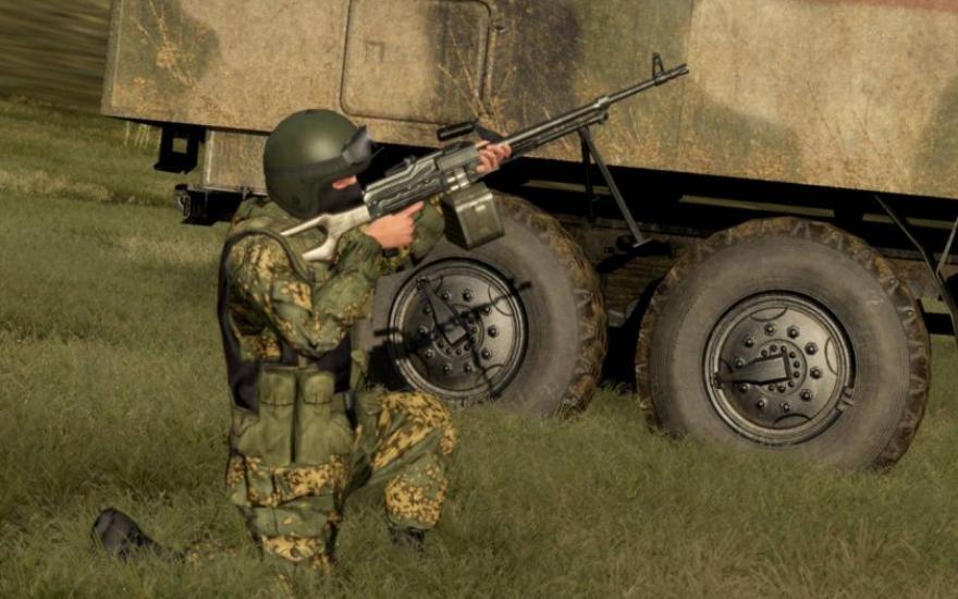 Как в arma 2 сделать десант