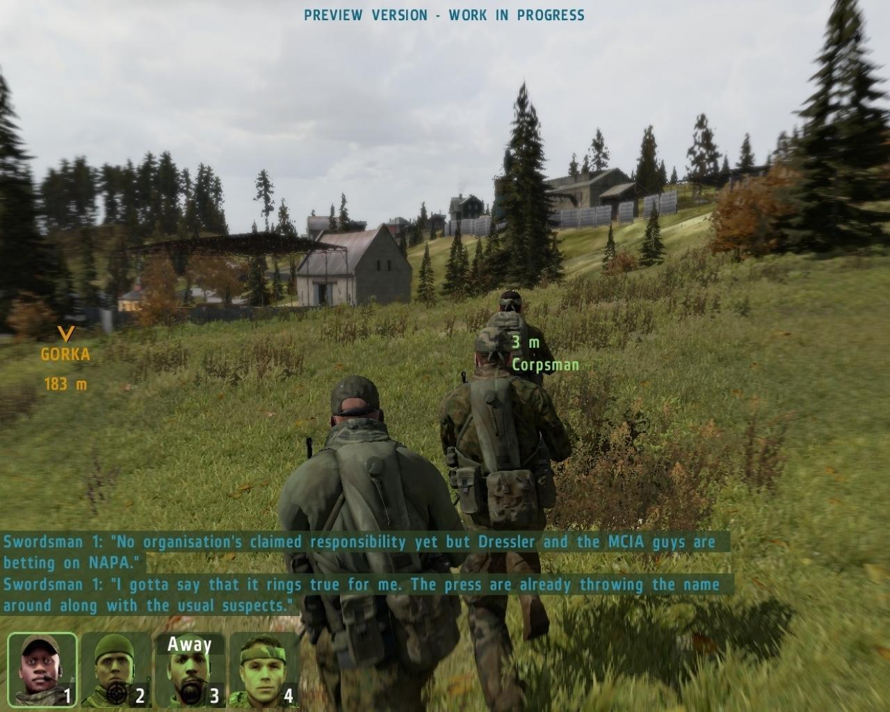 Как сделать русский в arma 2