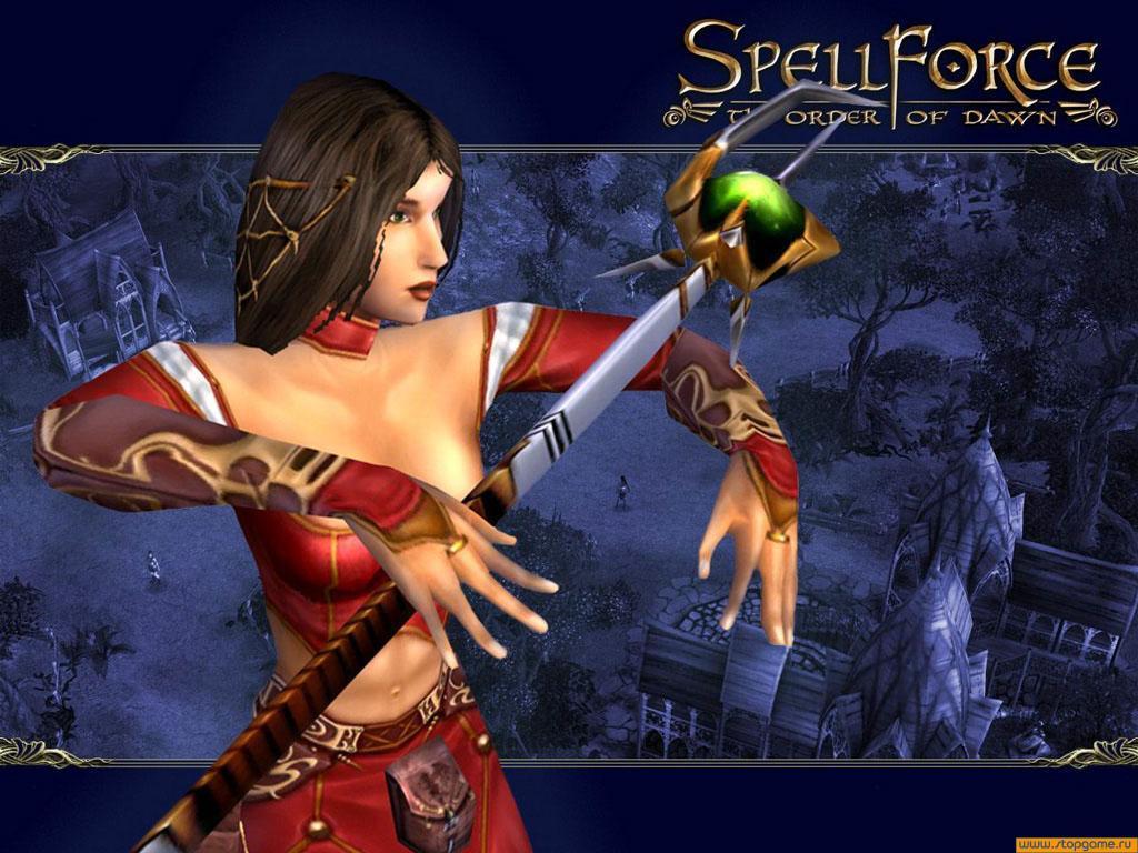 Spellforce 2: shadow wars - скриншоты
