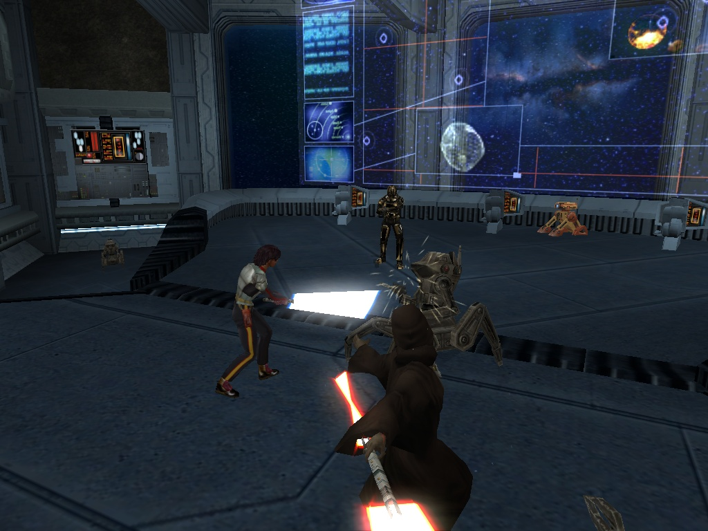Обои для игры Star Wars: Knights of the Old Republic 2 - The Sith