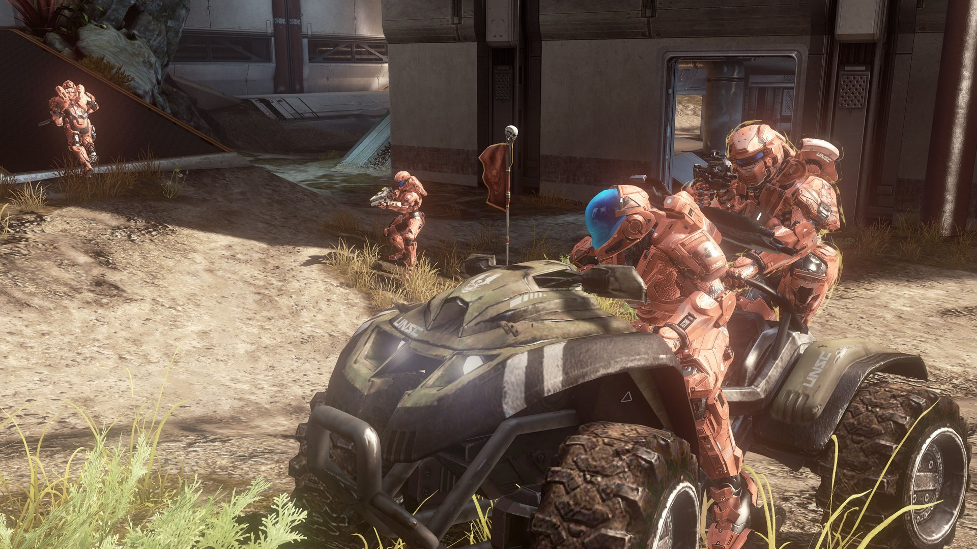 halo 4 campaign matchmaking