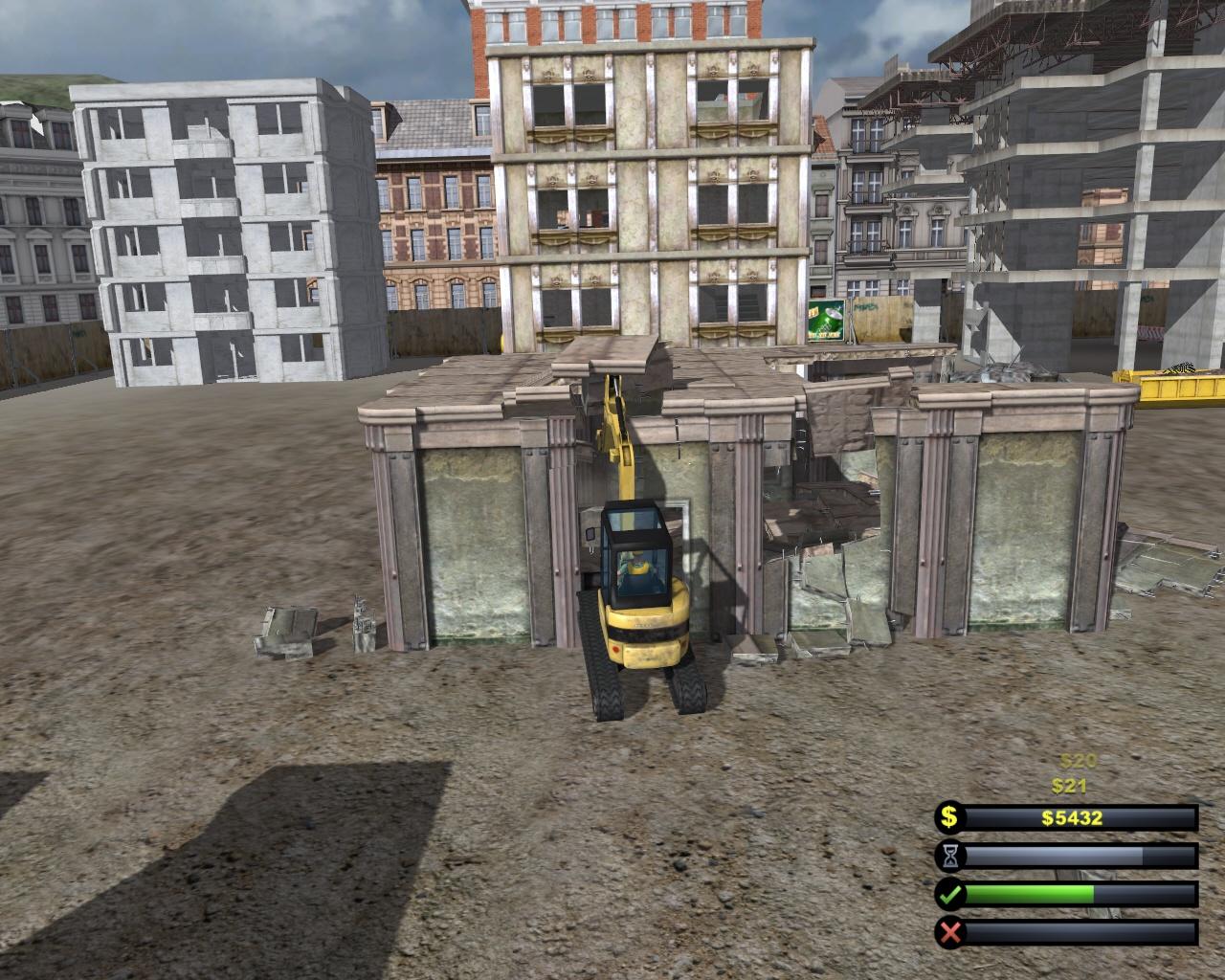 Игру Demolition Company