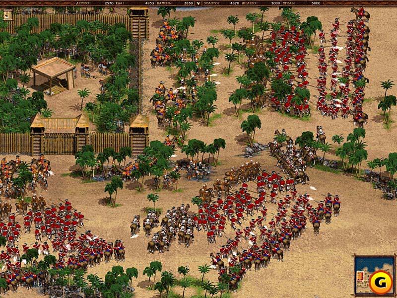 Скриншоты для игры Cossacks: Back to War , Скриншоты игры на Igroport.ru